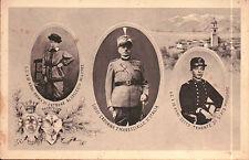 CARTOLINA DI LUIGI CADORNA I° MARESCIALLO D'ITALIA 1928 PALLANZA  1-217