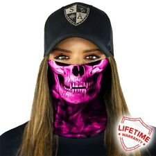 Salt Armour Sa Face Shield ( Pink Crow ) - New in package