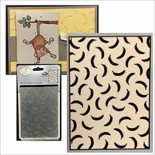 BANANAS embossing folders - Elizabeth Crafts embossing folder KB106 Food & Drink