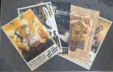 Sam & Max Devil's Playhouse Poster Print Set Steve Purcell TELLTALE Lucasarts