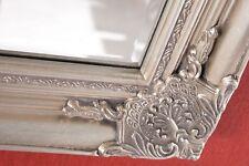 Wandspiegel Silber Badspiegel Barspiegel Spiegel BAROCK Antik Repro Shabby 12