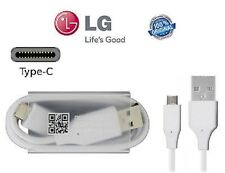 CHARGER CABLE CORDON USB PLUG TYPE-C ORIGINAL LG for HUAWEI GOOGLE NEXUS 6P