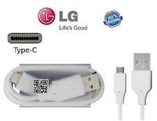 CABLE CHARGEUR CORDON PRISE USB TYPE-C ORIGINAL LG Pour HUAWEI GOOGLE NEXUS 6P