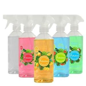 Fabulosa Concentrated Disinfectant Spray Clean Odour Choose Scent 500ml