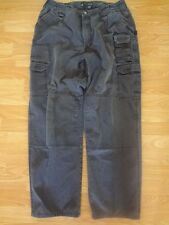 511 Tactical 5.11 Series Mens Style 74251 Cargo Pants Blue Size 36x32