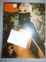 Ancien Magazine FOLIES DE PARIS ET DE HOLLYWOOD #447 Charme Vintage