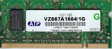 ATP VZ667A1664/1G 1GB DDR2-667 PC2-5300 SODIMM RAM MODULE - NICE!