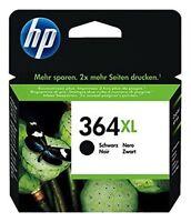 HP 364 XL Drucker Patrone schwarz CN684EE f DeskJet 3070A OfficeJet 4620