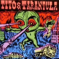 TITO & TARANTULA Hungry Sally & Other Killer Lullabies CD 1999 * RAR