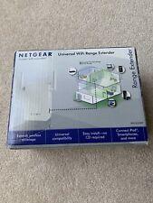 Netgear WN3000RP Universal WiFi Range Extender - Open box