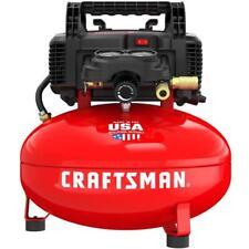 CRAFTSMAN 6-Gallon Portable Electric Pancake Air Compressor BRAND NEW HOT DEAL