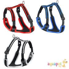 Ferplast Ergocomfort Dog Harness 5 Sizes Red Grey Blue optional Matching Lead