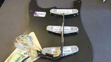Comfortably Numb loaded pickguard set - Authentic David Gilmour tone