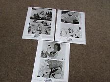 ASTERIX Conquers America Original Movie / Film LOBBY Card Set