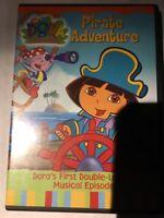 Dora the Explorer:pirate Adventure-DVD Region 1-TESTED-RARE VINTAGE-SHIPS N 24HR