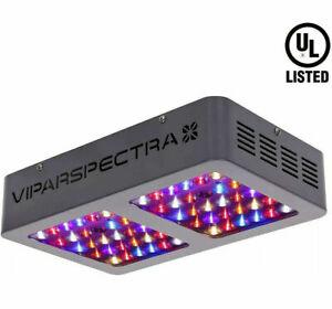 New Vipar Spectra V300 300W LED Grow Light Lamp Reflector Series
