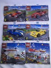 LEGO Shell 2014 Collection Ferrari - 40190, 40191, 40192, 40193, 40194, 40195