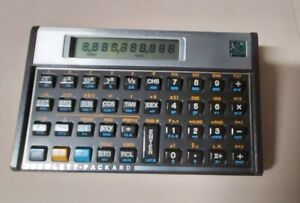 Hewlett Packard Calcolatrice HP 11C Calculator Vintage