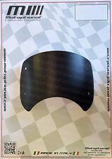 """Cupolino """"BOBBER"""" per tutte le moto con faro tondo diametro 150/170"""