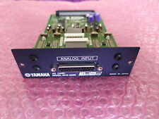 Yamaha MY8-ad96 for Dm2000, DM1000, 01v96, mixer. Excellent condition.