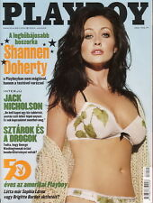 Playboy Hungary / Ungarn 2004/01 Shannen Doherty  Colleen Shannon  College Girls