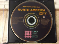 2006 2007 2008 2009 Lexus IS250 2017 Navigation Map Update DVD Gen 5 U41 v 16.1
