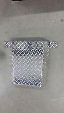 Ez Go Golf Cart Part Diamond Plate Front Shield 2008-UP RXV