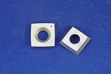 "4"" Radius Insert 15mm (.59"") SQ 15RA4 Carbide, Radius Curved Sides,"
