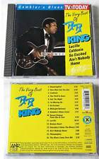 B. B. KING The Very Best Of .. Rare German ARN TV-Today CD TOP