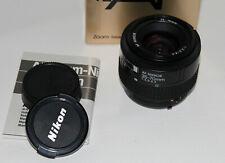 Nikon AF Nikkor 35-70mm 1:3.3-4.5 Objektiv guter Zustand