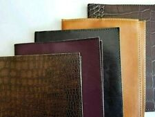 Book Cover FAUX LEATHER(Large sizes)