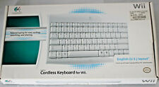 Wii Logitech 81-Key Cordless Keyboard