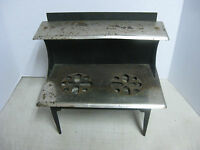 Vintage 1930's Toy Stove - Chicago Wire & Chair Co.