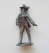1/30 Pirate Female Tin Metal Soldier Girl Figure 65mm handmade woman NEW