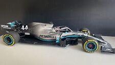 New listing Minichamps 1/18 Lewis Hamilton Mercedes W10 F1