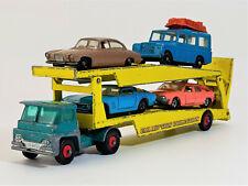 1:64 LESNEY/ MATCHBOX Guy Warrior Autotransporter Jaguar*GMC*Iso Griffo*Rover