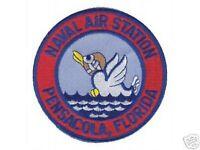 US NAVY USN  NAVAL AIR STATION NAS PENSACOLA PATCH