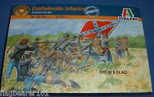 ITALERI 6178. Adepto FANTERIA. guerra civile americana. scala 1:72 (Esci pone)
