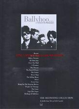 Echo & The Bunnymen Ballyhoo Album 2001 Magazine Advert #1186