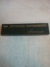 vintage BROWNING AUTOMATIC SHOTGUN FACTORY BOX