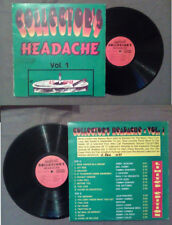 LP 33 Giri Collector's Headache Vol.1 Compilation Funk Soul Blues R&B no cd mc