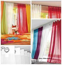 klassische gardinen vorh nge mit senaufh ngung. Black Bedroom Furniture Sets. Home Design Ideas