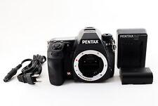 Pentax K-5 Digital SLR Camera Body, Black {16.3 M/P} From Japan [Exc+++]