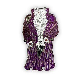 Prince Purple Rain Jacket enamel pin! Sign o' the Times 1999 Diamonds  Pearls ne