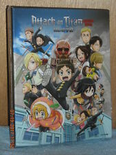 Attack on Titan: Junior High - The Complete Series (Blu-ray/DVD, 2017) anime