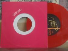 "MINIMAL COMPACT, INNER STATION NIL NIL TRAITOR RED OVERSIDED LABEL 12"" ZZ 20031"