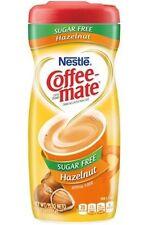 Nestle Coffee Mate Sugar Hazelnut Creamer 289.1g Coffee-mate End Aug 2016