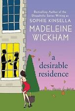 A Desirable Residence by Madeleine Wickham - Paperback