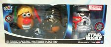 2015 STAR WARS LUKE FRYWALKER vs DARTH TATER POTATOE HEAD SET, EXCLUSIVE KOHLS
