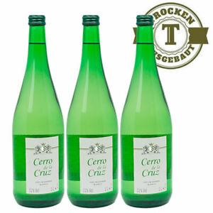 Weißwein Spanien  Cerro de la Cruz trocken (3x1,0L)|